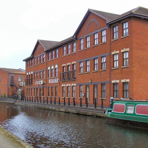 Cuckoo Wharf Aston Managed Office