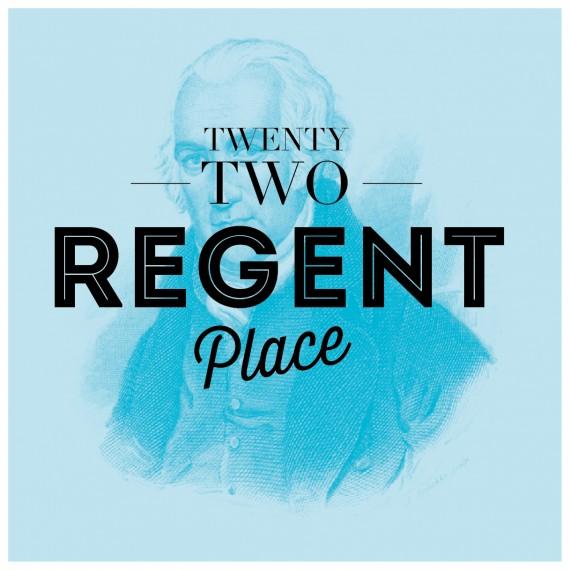 22 Regent Place HQ Logo