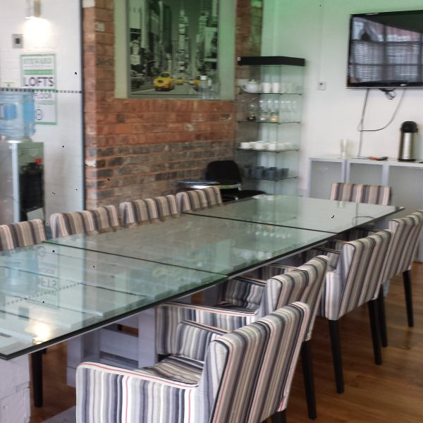 Conference And Boardroom Space At Steward Street Business