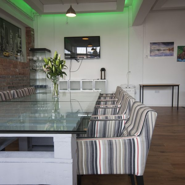 Steward Street Birmingham Meeting Space