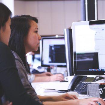 Training employees online
