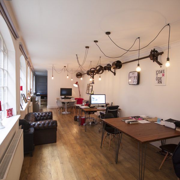 Studio Able's Regent Place Jewellery Quarter Office Space