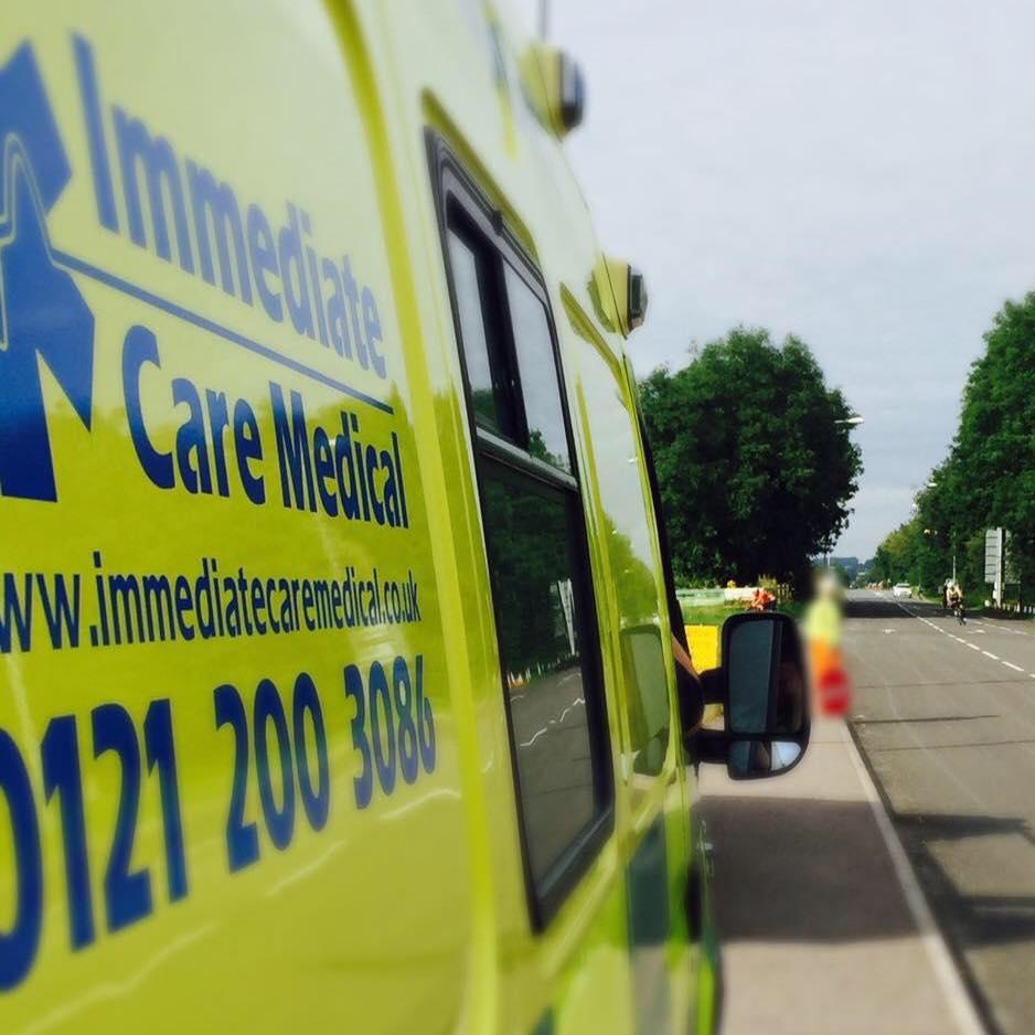 Immediate Care Medical Ambulance