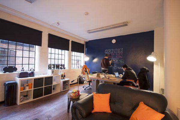 JSWeb Hockley Terrace Office Space