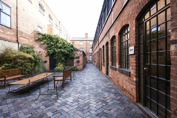 Birmingham Heritage Branston Court