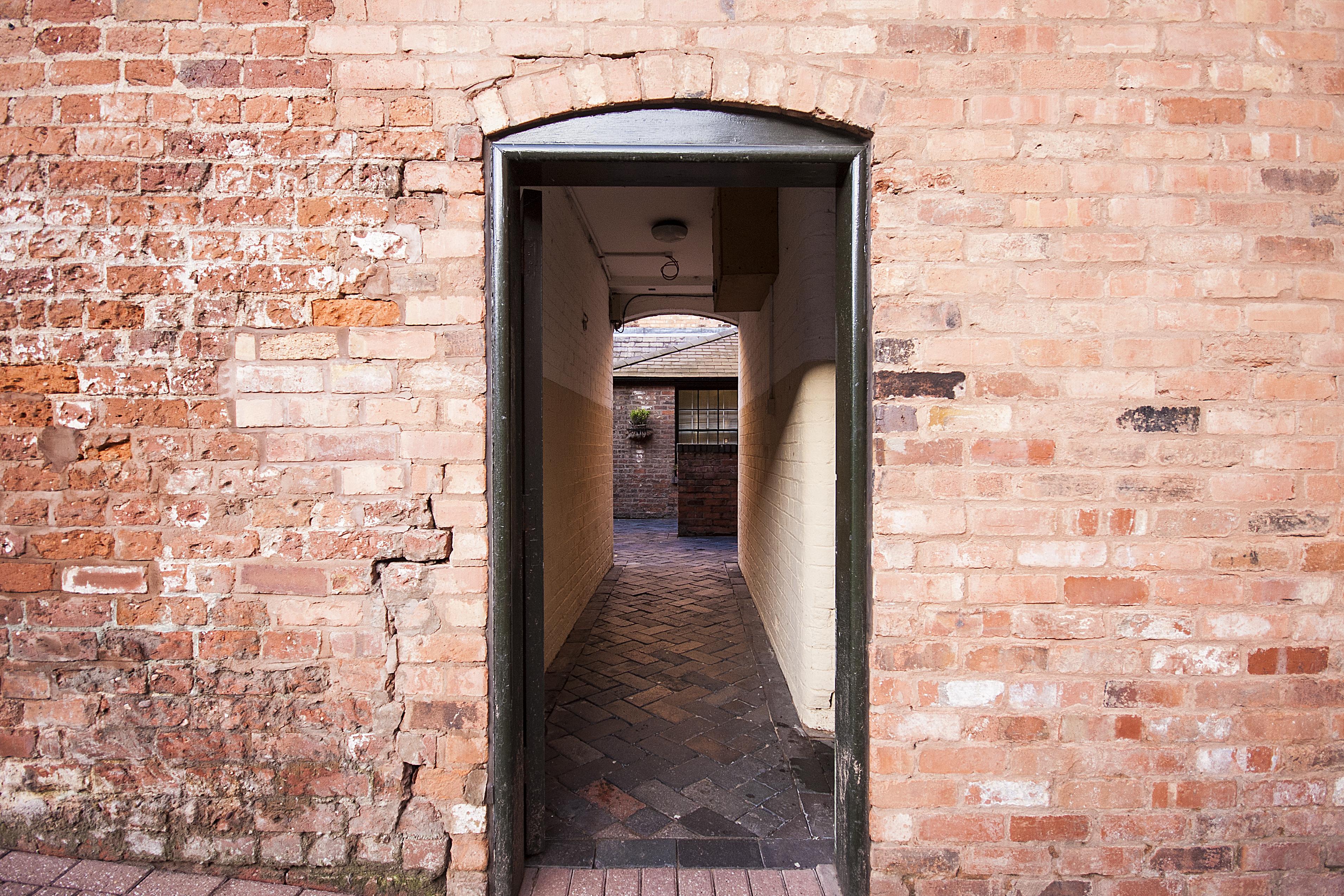 Branston Court's Heritage Brickwork
