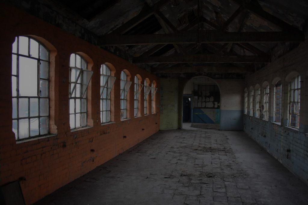 Brandauer building before we began our heritage work