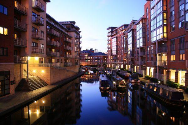 Birmingham city startups
