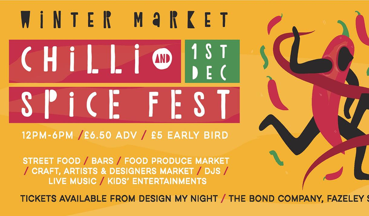 Things to do in Birmingham Chilli & Spice Fest