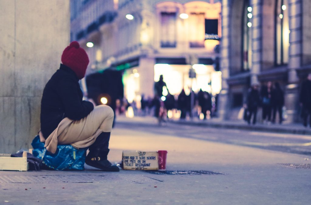 Help the homeless this Christmas