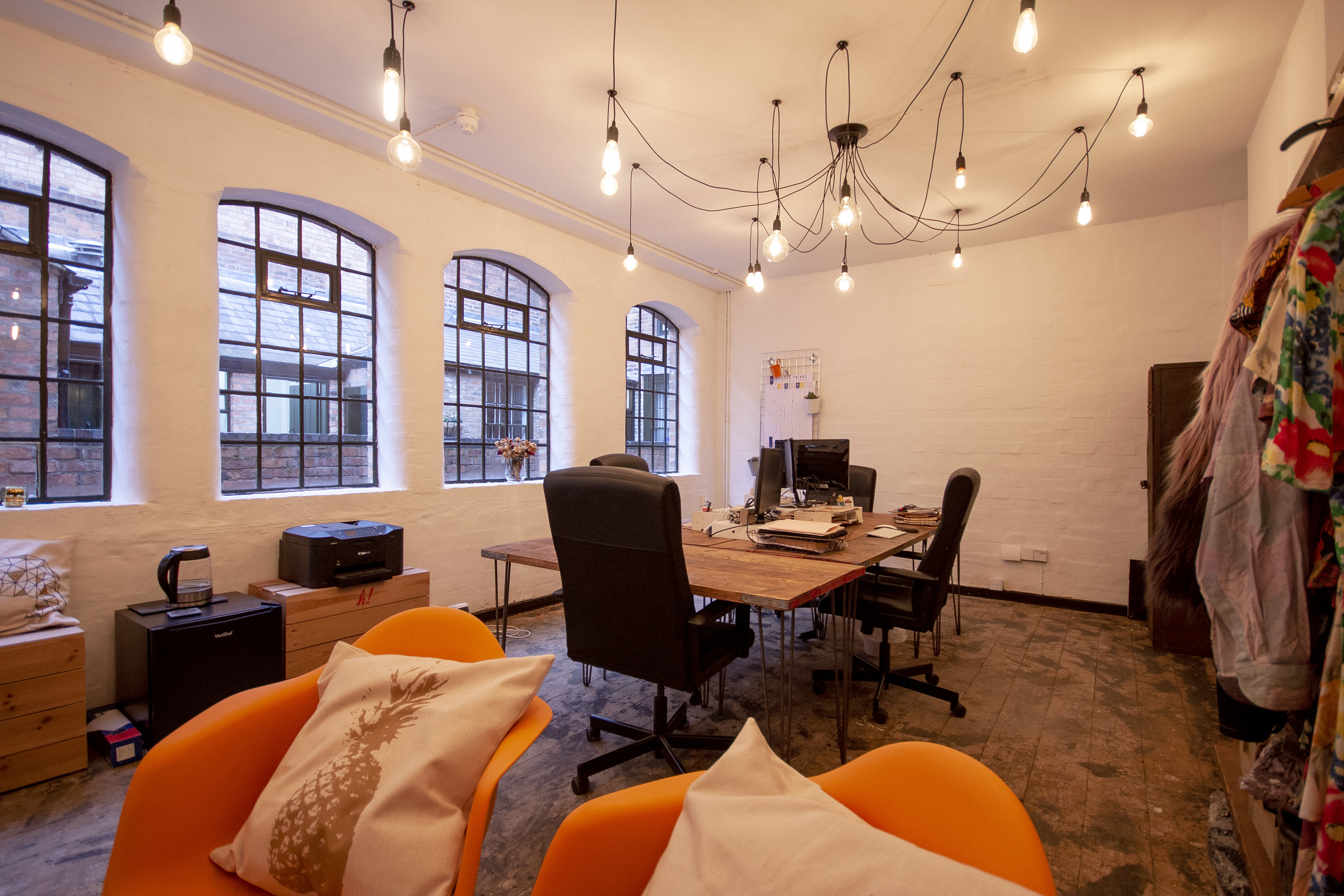 huzzah digital's jewellery quarter office
